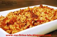 Ardanın Mutfağı Domatesli Pilav Yapılışı