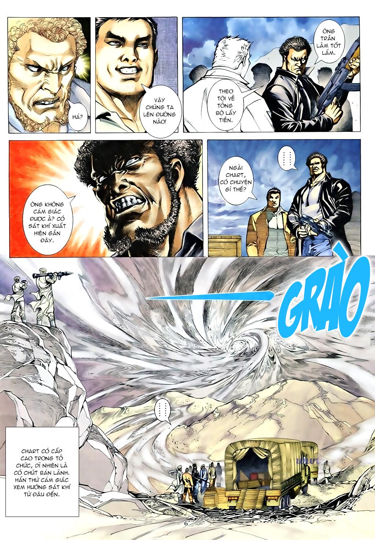Á Châu Hùng Sư Chap 1 - Next Chap 2