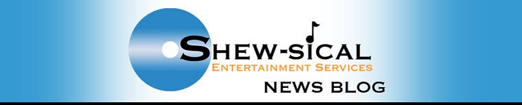 Shew-sical Entertainment Services News Blog