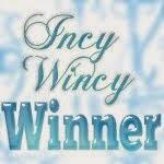 gagnante chez Incy Wincy