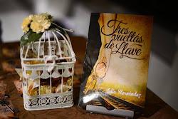 Mi libro Tres Vueltas de Llave