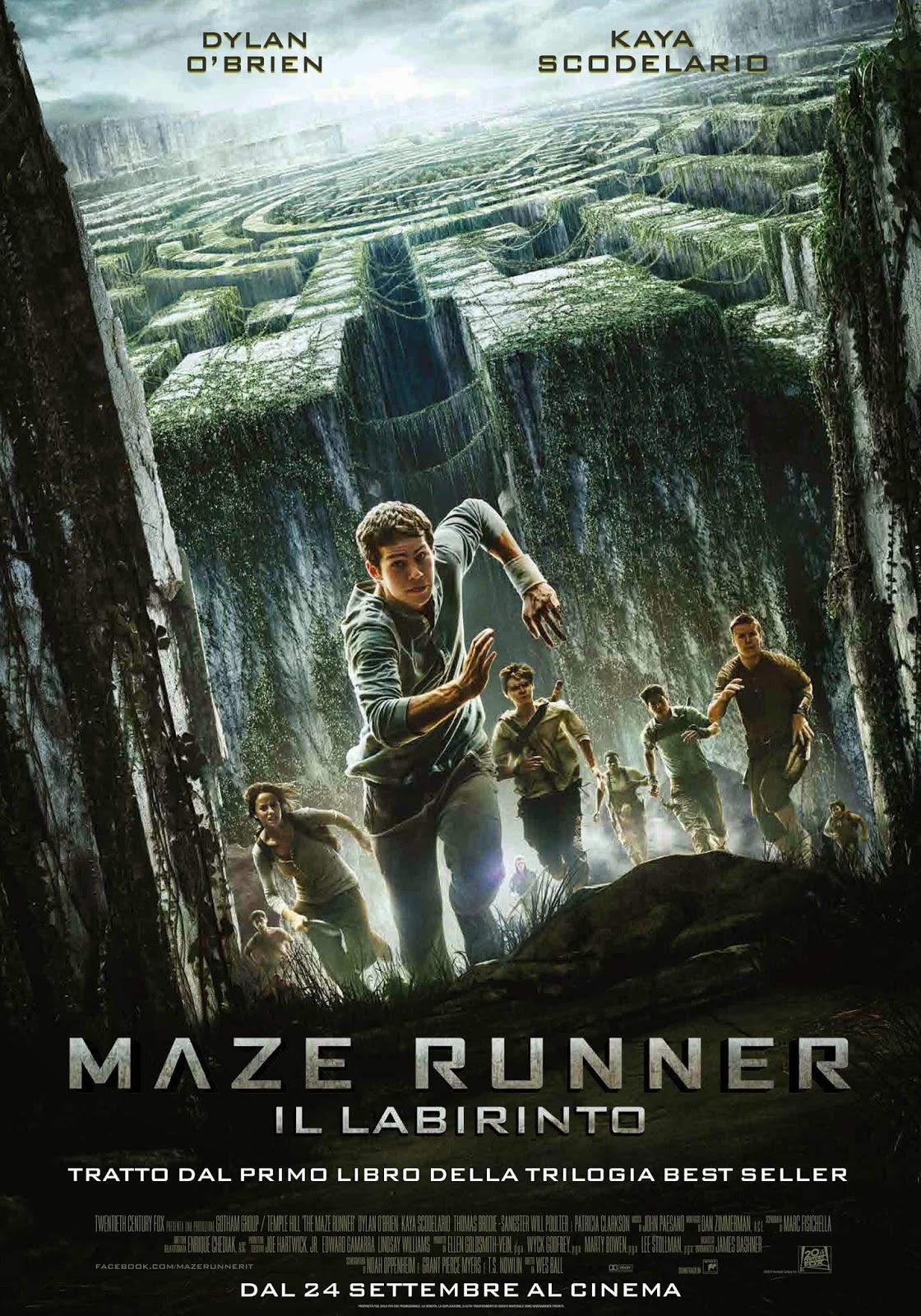 Maze Runner recensione