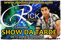 Locutor Rio das Contas FM
