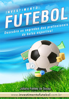 """Livro: """"Investimento Futebol"""""""