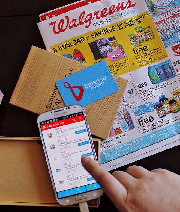 #WalgreensPaperless coupons help save time and money without the hassle of clipping and organizing. #Shop