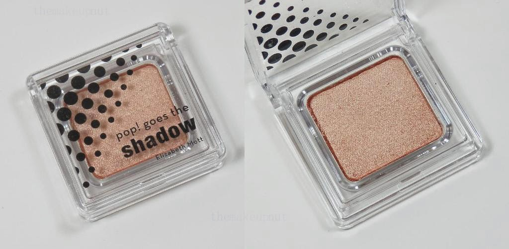 Elizabeth Mott pop! goes the shadow in Champagne