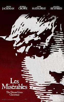 Les Miserables teaser poster