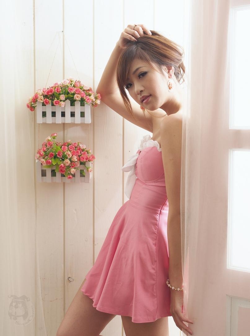 Ảnh gái đẹp HD Người hay hoa ai tươi hơn 5