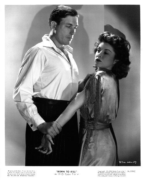 Lauras Miscellaneous Musings Tonights Movie Born To Kill 1947
