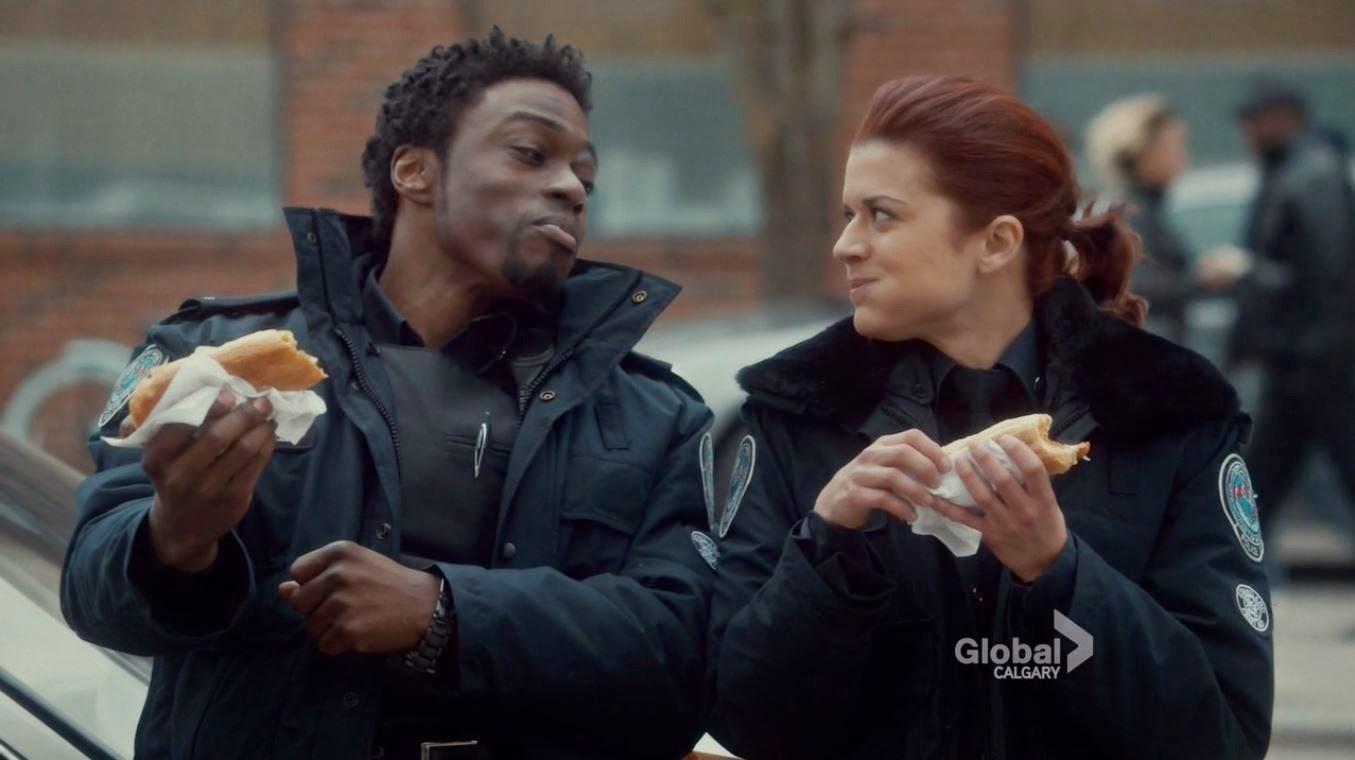 Rookie Blue - Moving Day - Review