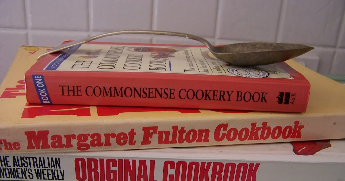 THE COMMONSENSE COOKERY BOOK 1