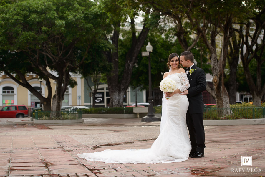 Ponce hilton wedding