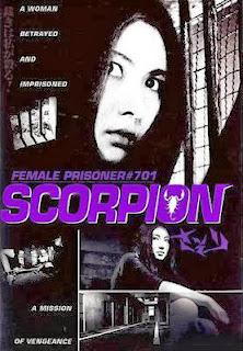 New Female Prisoner Scorpion: #701 (1976)