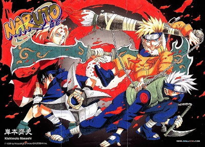 Naruto Team Kakashi