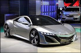 2013 Acura NSX Concept Review, Specs and Price