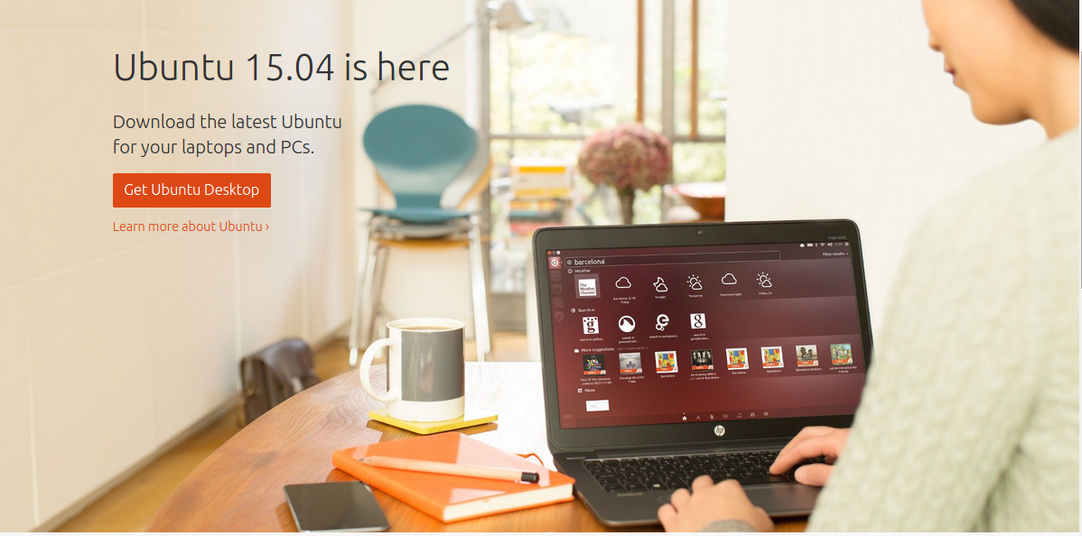 Download - Novo ubuntu 15.04 Final