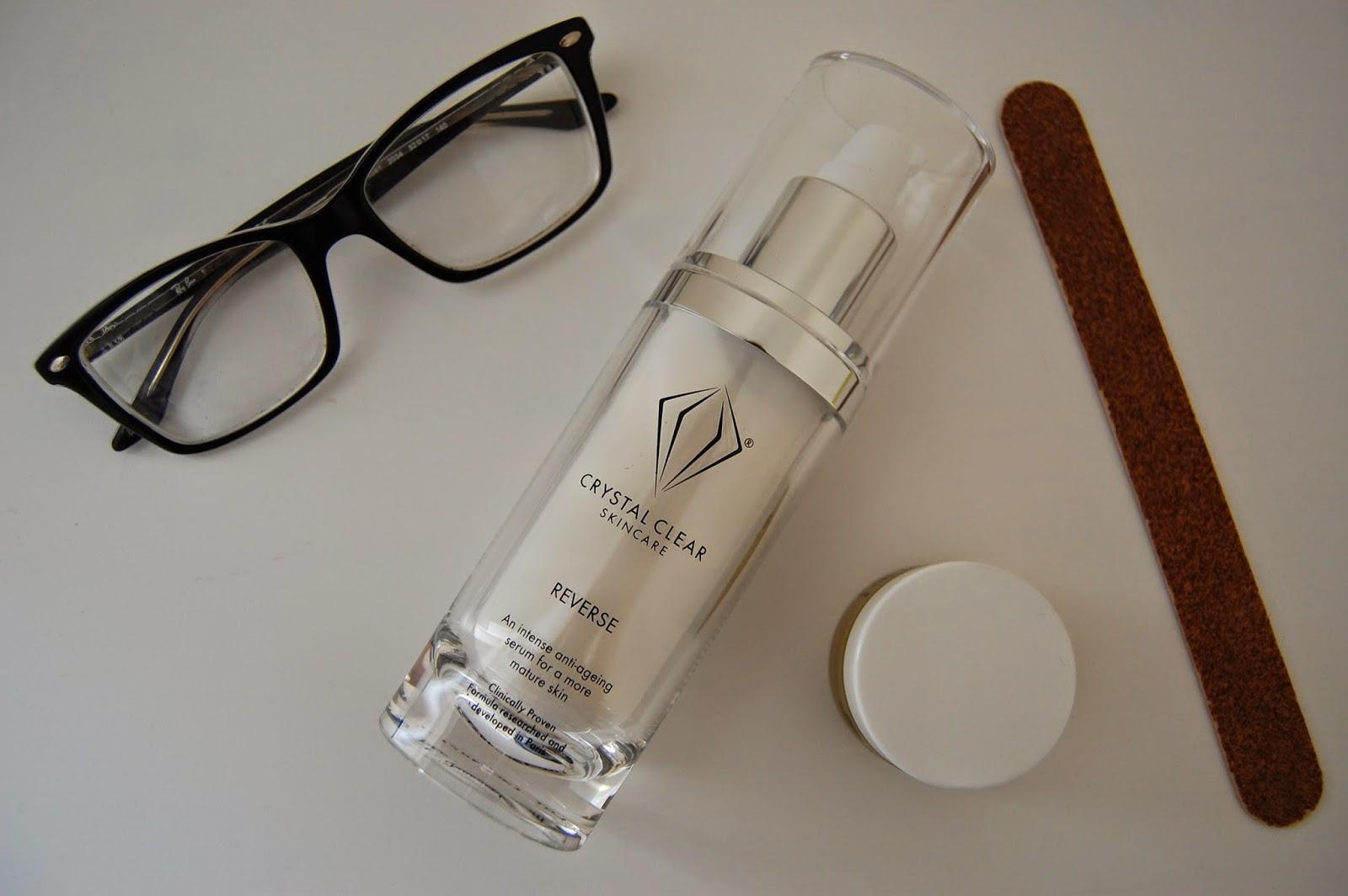 Crystal Clear Skincare Reverse Moisturiser