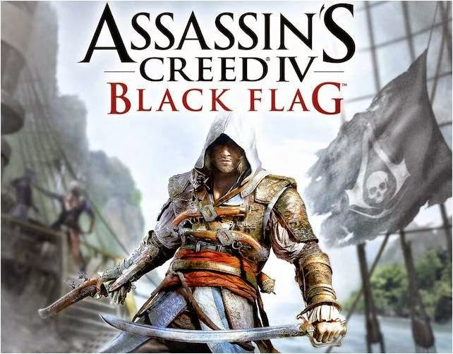 Assasins's Creed 4 : Black Flag