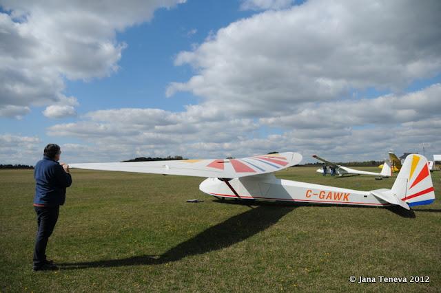 Gliding Ontario