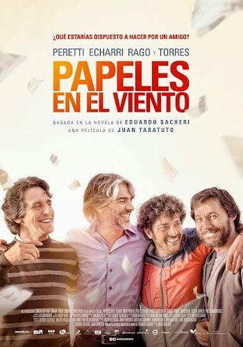 Papeles en el viento (DVDRip Español Latino) (2015)