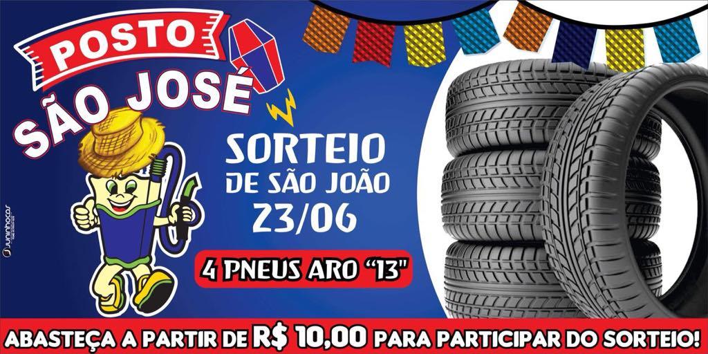 POSTO SÃO JOSÉ - VICÊNCIA-PE