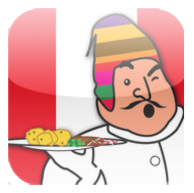 apps, recetas, comida peruana, iPhone, iPad