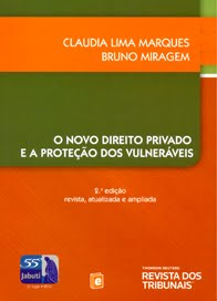 Livros - O novo direito privado e a proteção dos vulneráveis