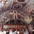 Biserica ortodoxă cu pictura aşternută pe culoarea neagră a pereţilor