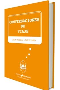 Libro convesaciones de viaje for Ediciones asimetricas
