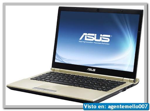 Nueva laptop Asus u46sv