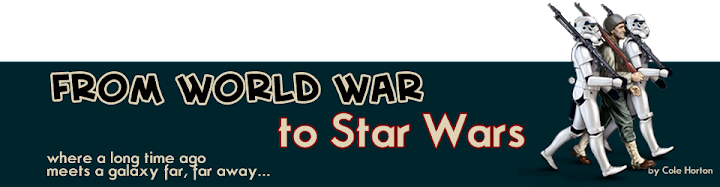 From World War to Star Wars