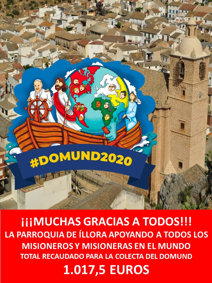 DOMUND 2020 ÍLLORA