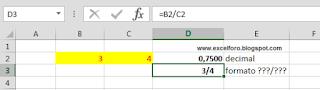 La función M.C.M para conseguir un número decimal en fracción.