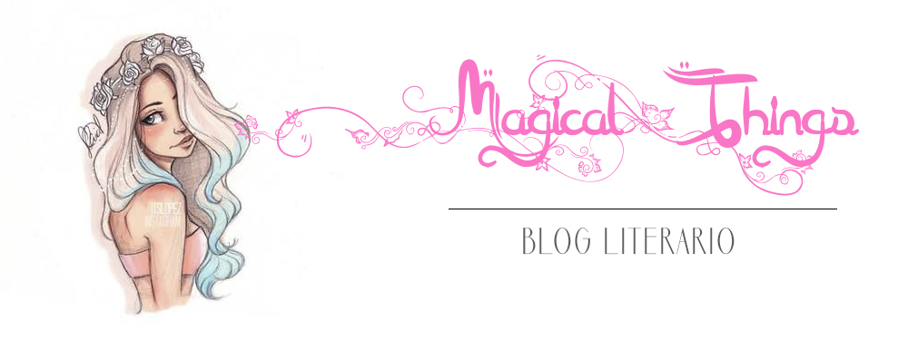 Magical Things by Miriam