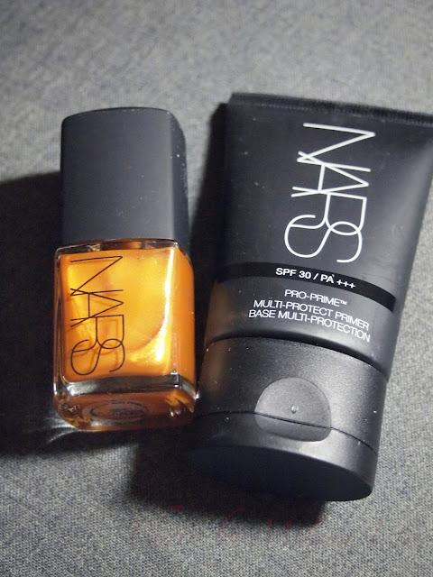 nars makeup cosmetics zara summer collection 夏日妝容 Nail Polish Kismet SPF30 PA+++ pro-base