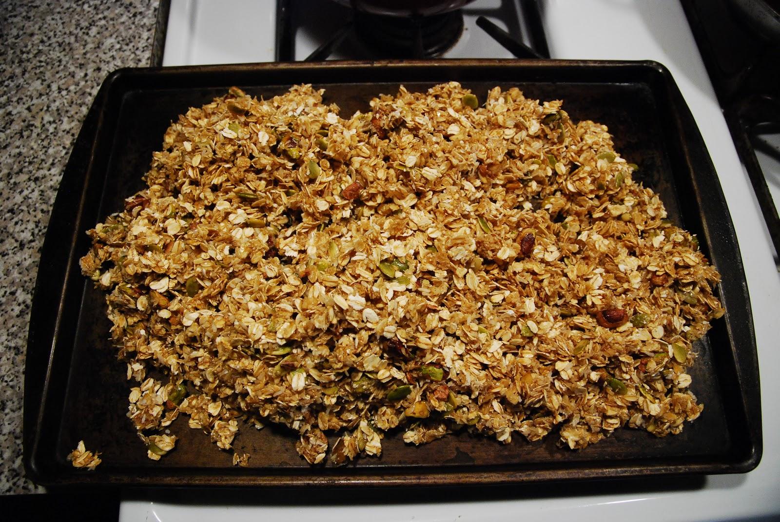New York City Family: Eleven Madison Park's Granola Recipe Will Knock ...