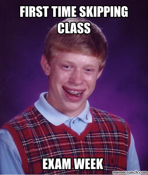 """Good Student"" meme"