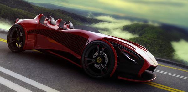 Electric Ferrari