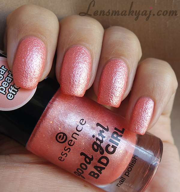 Essence Good Girls Wear Peach