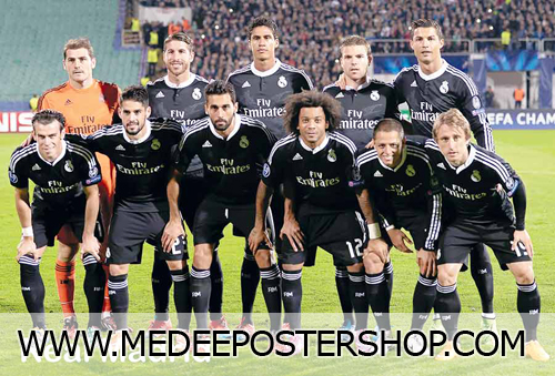 Real Madrid 2016 Black