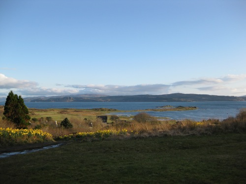 Otters Holt Holiday Cottage, Kilchoan
