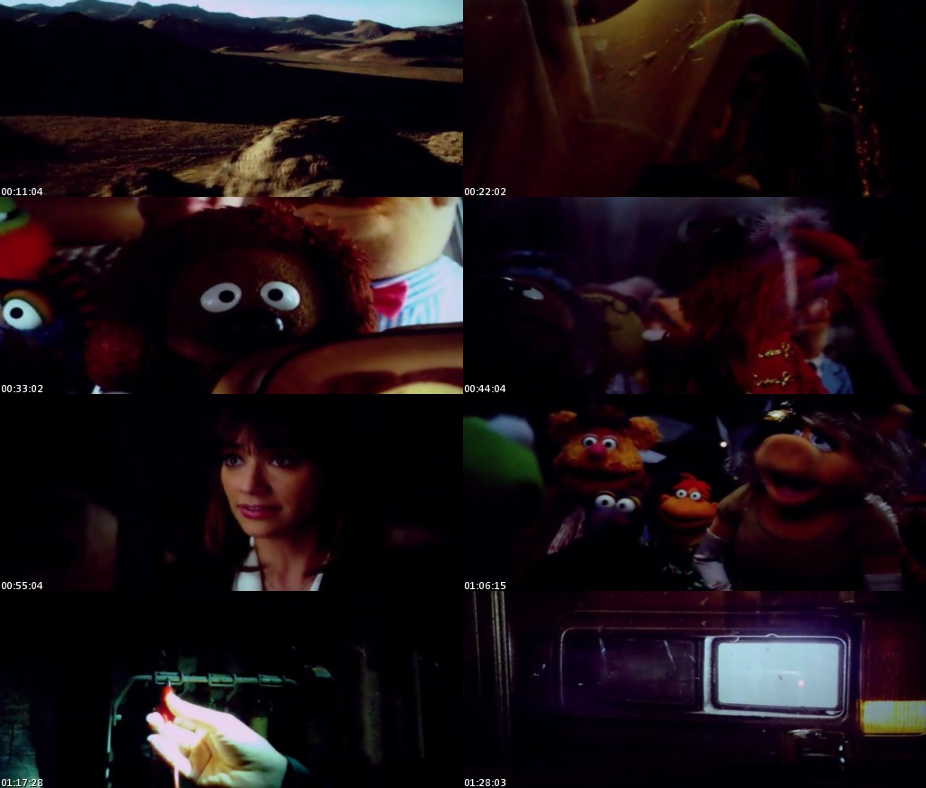 Los Muppets (2011) [TScreener HQ] [Español]