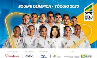 Equipe de Judô para Toquio 2020 é definida!