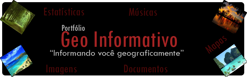 Portfólio Geo Informativo