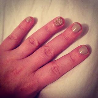 Gold Caviar Manicure
