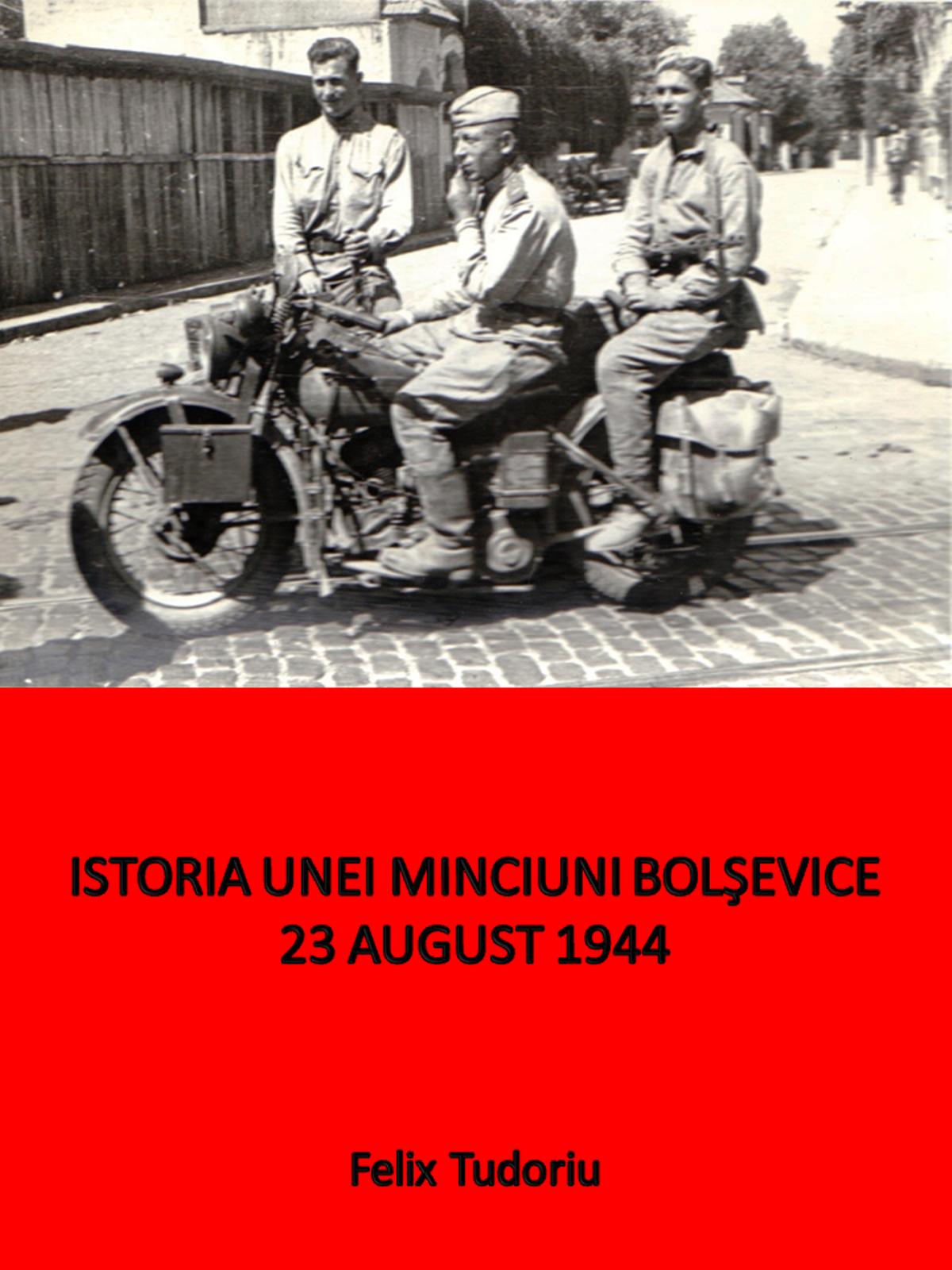 """Istoria unei minciuni bolsevice"""