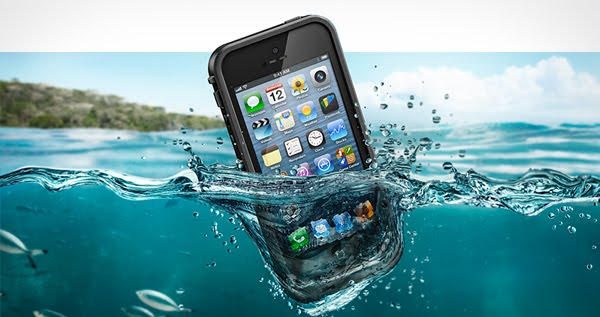 LIFEPROOF iPhone 5 Case Water Proof