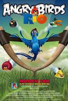 Angry Birds Rio Gold 2012
