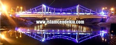 Fakta tentang Jembatan Siratul Mustaqim