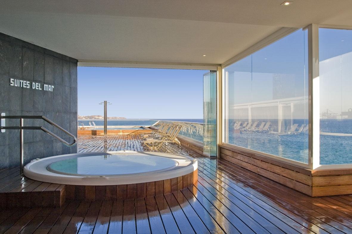 Hidrorumipal piscinas jacuzzi - Jacuzzi en terraza ...